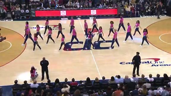Wizards Dancers 1 - 10/20/18