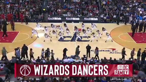 Wizards Dancers - 11/2/18