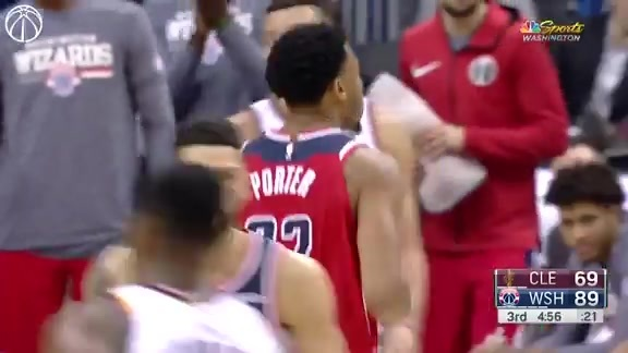 Highlights: Otto Porter Jr. - 11/14/18