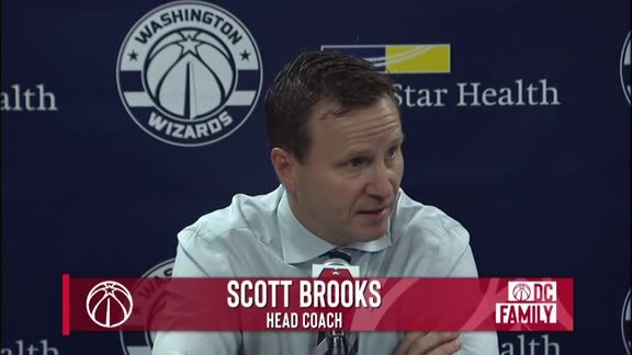 Scott Brooks Postgame - 11/14/18
