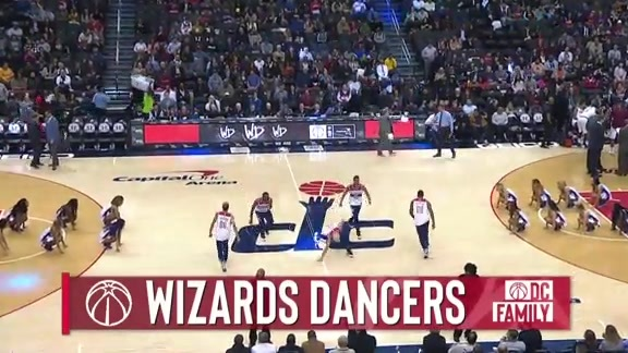 Wizards Dancers - 11/14/18