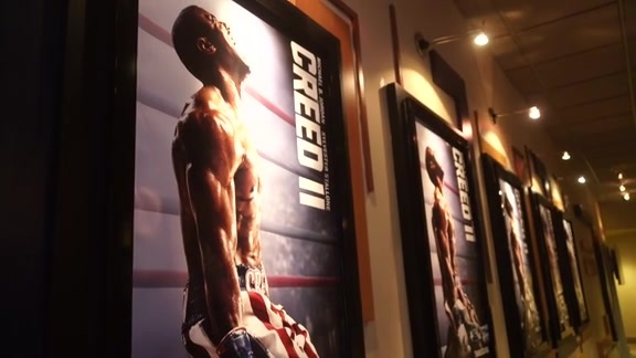 Wizards and MGM Host Creed II Screening
