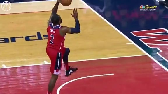 Highlights: John Wall vs. Trail Blazers - 11/18/18