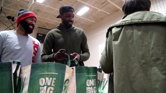 Jeff Green Thanksgiving Turkey Giveaway