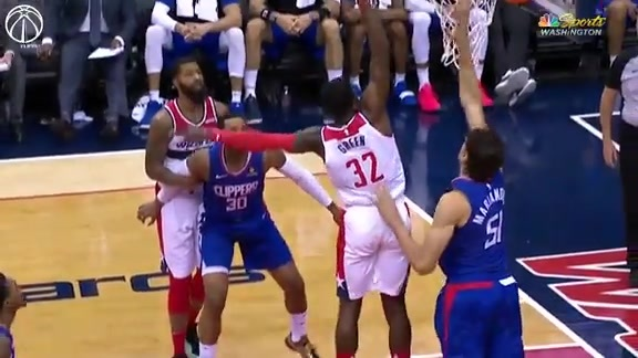 Highlights: Jeff Green vs. Clippers - 11/20/18