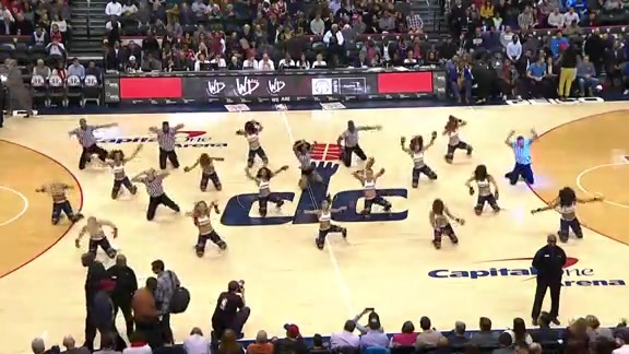 Wizards Dancers - 11/20/18