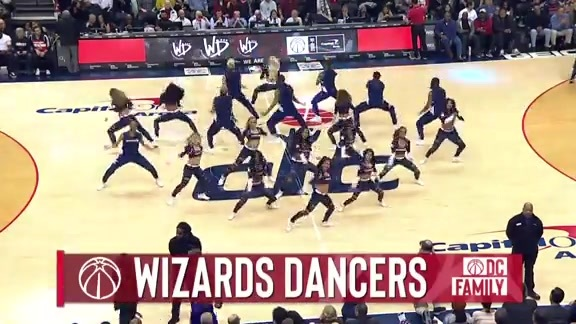 Wizards Dancers 1 - 11/26/18