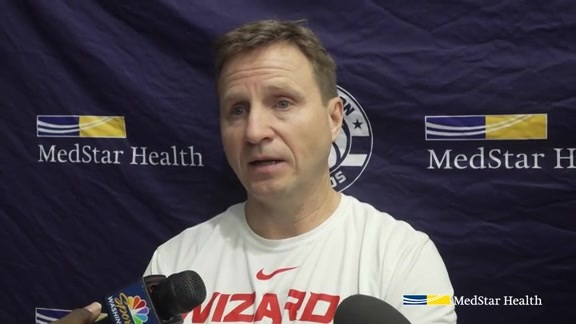 Scott Brooks Post-Practice - 12/7/18