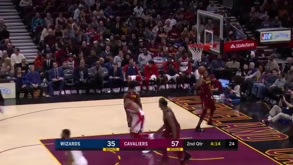 Highlights: Bradley Beal vs. Cavaliers - 12/8/18