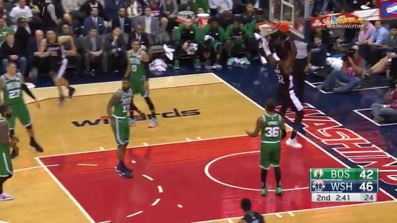 Highlights: Jeff Green vs. Celtics - 12/12/18