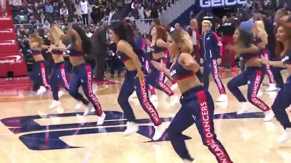 Wizards Dancers 1 - 12/12/18