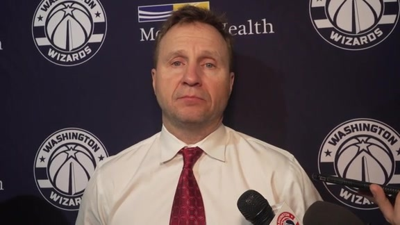 Scott Brooks Postgame - 12/18/18