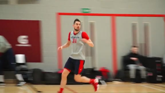 Tomas Satoransky Mic'd Up - 1/15/19