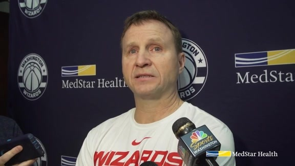 Scott Brooks Post-Practice - 1/20/19
