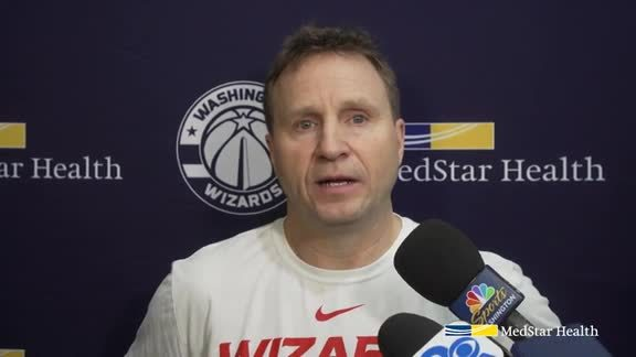 Scott Brooks Post-Practice - 1/23/19