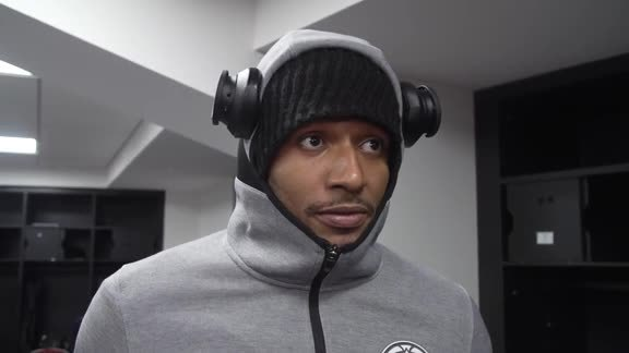 Wizards Postgame Locker Room - 1/29/19
