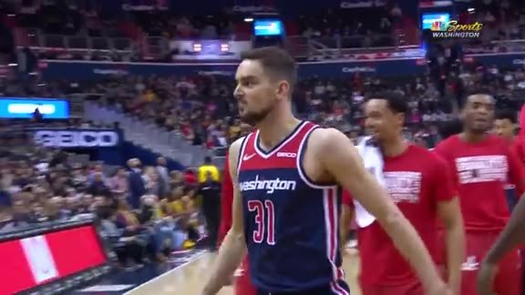 Highlights: Wizards vs. Bucks - 2/2/19