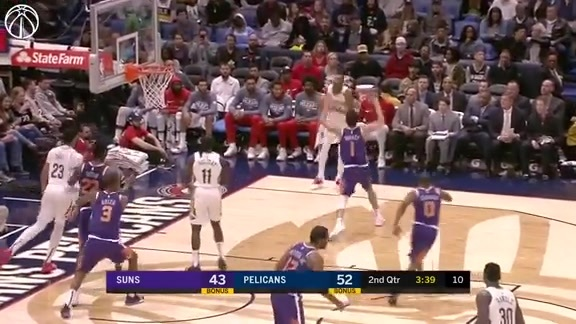 Highlights: Wesley Johnson Best of  2018-19