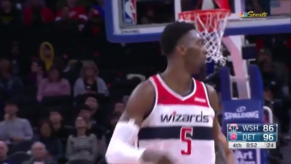 Highlights: Bobby Portis vs. Pistons - 2/11/19