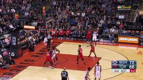 Highlights: Jeff Green vs. Raptors - 2/13/19