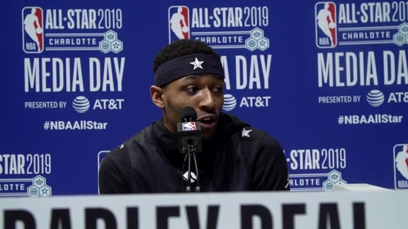 Bradley Beal All-Star 2019 Media Availability