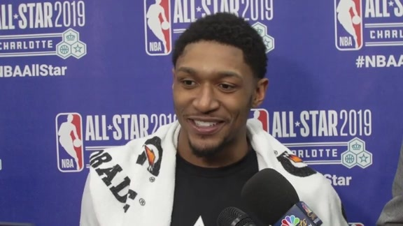 Bradley Beal All-Star Postgame - 2/18/19