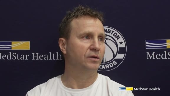 Scott Brooks Practice - 2/20/19