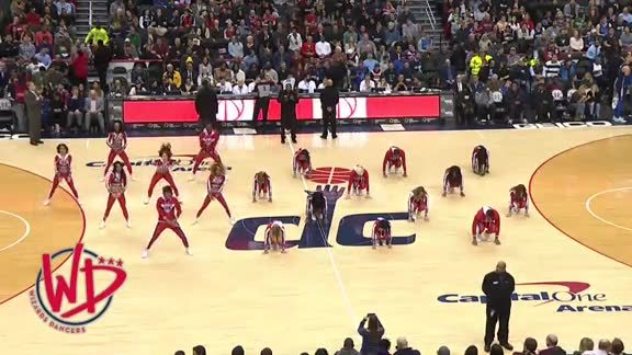 Wizards Dancers - 3/6/19