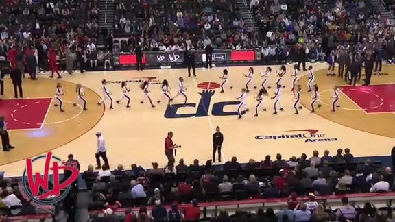 Wizards Dancers 1 - 3/11/19
