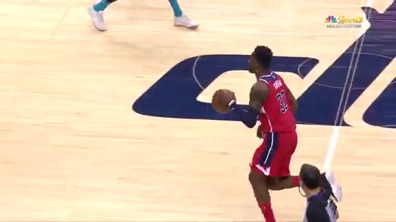 Highlights: Wizards vs. Hornets - 3/15/19