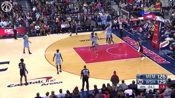 Highlights: Bradley Beal Eastern Conference Player of the Week - March 11-17, 2019