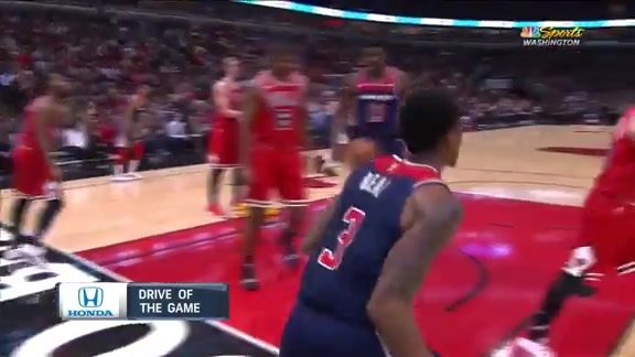 Highlights: Bradley Beal vs. Bulls - 3/20/19