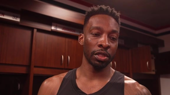 Wizards Postgame Locker Room - 3/23/19