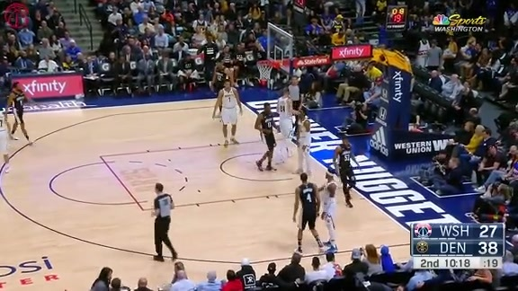 Highlights: Wizards vs. Nuggets - 3/31/19