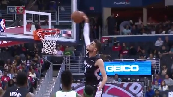 Highlights: Tomas Satoransky vs. Celtics - 4/9/19