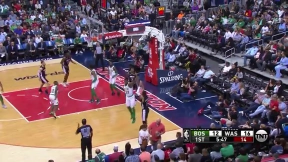 Highlights: Bradley Beal vs. Celtics - 4/9/19