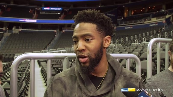 Chasson Randle Exit Interview 2018-19