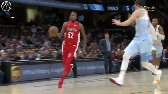 Jordan McRae Highlights 2018-19
