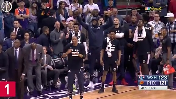 Top 10 Plays of the 2018-19 Season