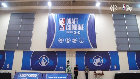 Sights and Sounds: NBA Combine