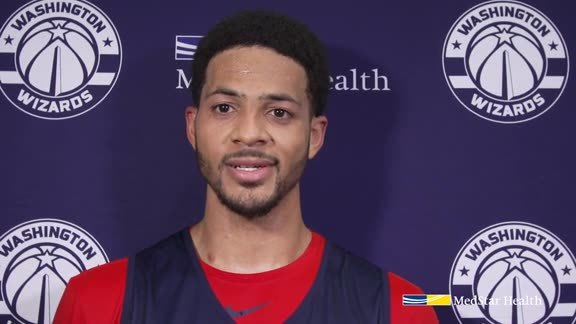 Wizards Draft Workouts Media Availability - 6/3/19