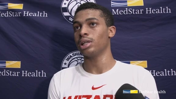 Keldon Johnson Draft Workout Media Availability - 6/13/19