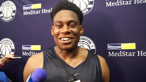 Admiral Schofield Mini Camp Media Availability - 6/26/19