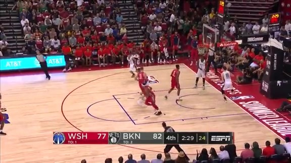Troy Brown Jr. Highlights - 7/9/19