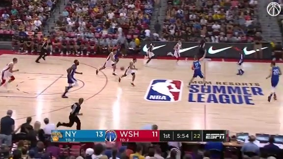 Wizards 2019 Summer League Full Highlights