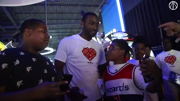 John Wall Family Foundation Sixth Annual Backpack Giveaway