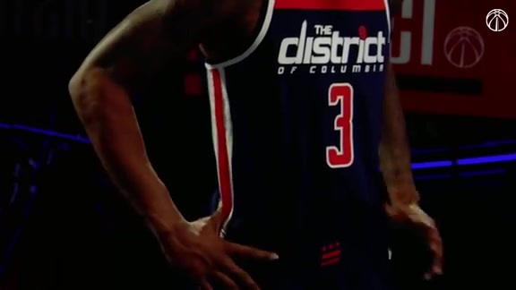 Unveiling the Wizards' 2019-20 Statement Edition Jersey