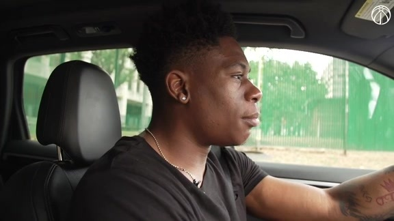 Admiral Schofield Ride Along Feature