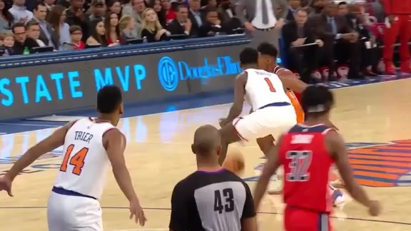 Highlights: Wizards vs. Knicks Preseason - 10/11/19