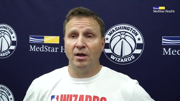 Scott Brooks Post-Practice - 10/20/19